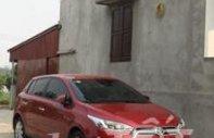 Cần bán lại xe Toyota Yaris sản xuất 2017, màu đỏ giá 680 triệu tại Hà Nội