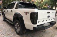 Bán xe Ford Ranger Wildtrak 3.2 4x4 AT sản xuất năm 2017, màu trắng số tự động, giá 809tr giá 809 triệu tại Hà Nội