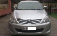 Bán gấp Toyota Innova 2.0AT đời 2009, màu bạc, giá bán 440tr giá 440 triệu tại Hà Nội