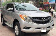 Bán Mazda BT 50 2.2 4x2 đời 2015, màu bạc, nhập khẩu số tự động giá 538 triệu tại Hà Nội