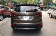 Cần bán xe Hyundai Santa Fe 2.4AT đời 2014, màu nâu, xe nhập, 860 triệu giá 860 triệu tại Hà Nội
