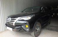 Cần bán xe Toyota Fortuner 2.4G đời 2017, màu đen, nhập khẩu nguyên chiếc giá 1 tỷ 80 tr tại Hà Nội