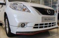 Cần bán Nissan Sunny 1.5 XV đời 2018, màu trắng, giá 475 triệu giá 475 triệu tại Tp.HCM