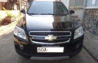 Bán xe Chevrolet Captiva LT đời 2008, màu đen giá 317 triệu tại Đồng Nai