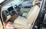 Cần bán lại xe Chevrolet Captiva 2.4 đời 2011, màu đen, 350tr giá 350 triệu tại Hà Nội