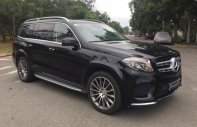 Cần bán Mercedes GLS 500 4MATIC 2016, màu đen, nhập Đức, bảo hành chính hãng, lý lịch đầy đủ, full options giá 6 tỷ 950 tr tại Tp.HCM