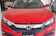 Bán ô tô Honda Civic 1.8 E năm sản xuất 2018, màu đỏ, nhập khẩu nguyên chiếc giá cạnh tranh giá 763 triệu tại Tp.HCM