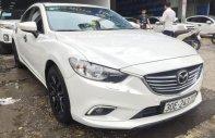 Cần bán lại xe Mazda 6 2.0AT năm 2016, màu trắng giá 779 triệu tại Hà Nội