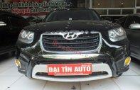 Cần bán xe Hyundai Santa Fe 2.0AT sản xuất 2009, màu đen, nhập khẩu, 610 triệu giá 610 triệu tại Hà Nội