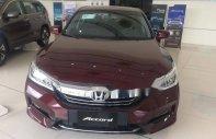 Cần bán xe Honda Accord năm sản xuất 2018, màu đỏ giá 1 tỷ 203 tr tại Tp.HCM