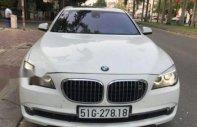 Bán BMW 7 Series 740Li sản xuất 2010, màu trắng, nhập khẩu giá 1 tỷ 250 tr tại Hà Nội