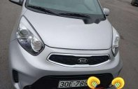 Bán Kia Morning đời 2016, màu bạc xe gia đình giá Giá thỏa thuận tại Hà Nội