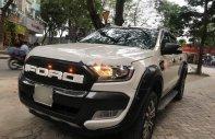 Bán ô tô Ford Ranger Wildtrak 3.2L 4x4 AT đời 2016, màu trắng, xe nhập số tự động giá 805 triệu tại Hà Nội