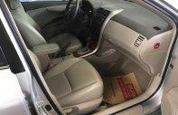 Bán xe Toyota Corolla Altis 2.0V sản xuất năm 2009, màu bạc giá 515 triệu tại Tp.HCM