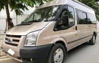 Cần bán xe Ford Transit sản xuất 2010, màu ghi vàng giá 355 triệu tại Hà Nội