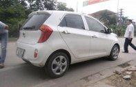 Cần bán lại xe Kia Morning 1.0MT đời 2015, màu trắng giá 268 triệu tại Thái Nguyên