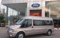 Cần bán xe Ford Transit đời 2018 đầy đủ phiên bản, đủ màu, hỗ trợ trả góp 80%, giao xe tại nhà giá 820 triệu tại Lào Cai