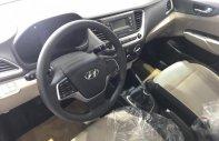 Bán xe Hyundai Accent MT đời 2018, màu bạc, giá tốt giá 425 triệu tại Tp.HCM