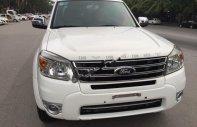 Bán xe Ford Everest 2.5AT đời 2013, màu trắng chính chủ, 620tr giá 620 triệu tại Hà Nội