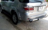 Cần bán lại xe Toyota Fortuner sản xuất 2010, màu bạc, 615tr giá 615 triệu tại Tp.HCM