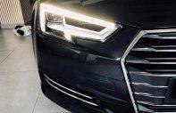 Bán Audi A4 2.0 sản xuất năm 2016, màu đen, xe nhập như mới giá 1 tỷ 490 tr tại Tp.HCM