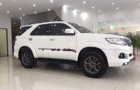 Cần bán lại xe Toyota Fortuner Sportivo sản xuất năm 2016, màu trắng giá cạnh tranh giá 905 triệu tại Hà Nội
