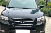 Bán xe Hyundai Santa Fe MLX 2.0AT năm 2008, màu đen giá 525 triệu tại Hà Nội