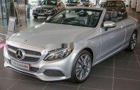 Bán Mercedes C200 Cabriolet năm 2018, màu bạc, nhập khẩu giá 2 tỷ 799 tr tại Tp.HCM