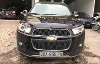 Cần bán Chevrolet Captiva LTZ 2.4 AT 2016, màu đen   giá 655 triệu tại Hà Nội