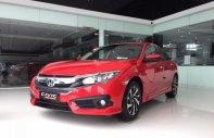 Bán ô tô Honda Civic sản xuất 2018, màu đỏ, nhập khẩu nguyên chiếc giá 763 triệu tại Thái Nguyên