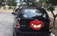 Bán xe Kia Carens đời 2008, màu đen, xe nhập số tự động giá cạnh tranh giá 360 triệu tại Đà Nẵng
