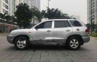 Cần bán Hyundai Santa Fe Gold năm sản xuất 2008, màu bạc, nhập khẩu chính chủ giá 288 triệu tại Hà Nội
