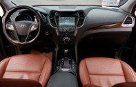 Bán xe Hyundai Santa Fe 2.0L 2013, màu đen, xe nhập giá 1 tỷ 50 tr tại Hà Nội