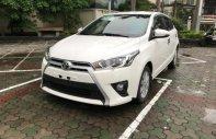Bán Toyota Yaris 1.5AT năm 2017, màu trắng, nhập khẩu giá 665 triệu tại Hà Nội