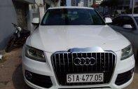 Cần bán gấp Audi Q5 năm 2013, màu trắng giá 1 tỷ 400 tr tại Tp.HCM