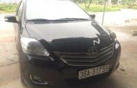 Cần bán Toyota Vios E sản xuất 2009, màu đen giá 280 triệu tại Thanh Hóa