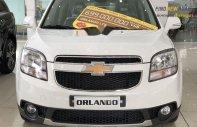 Bán Chevrolet Orlando sản xuất 2018, màu trắng, giá tốt giá 579 triệu tại Hà Nội