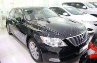 Chính chủ bán Lexus LS 460L năm 2007, màu đen, nhập khẩu giá 1 tỷ 200 tr tại Hà Nội