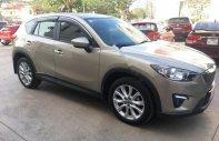Cần bán lại xe Mazda CX 5 2.0 AT AWD năm sản xuất 2015, màu ghi vàng giá 745 triệu tại Hải Phòng
