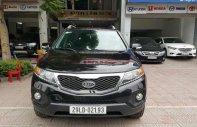 Bán Kia Sorento 2.4MT sản xuất 2013, màu đen số sàn giá 625 triệu tại Hà Nội