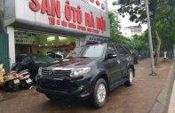 Sàn ô tô HN bán Toyota Fortuner 2.7AT sản xuất 2012, màu đen  giá 699 triệu tại Hà Nội