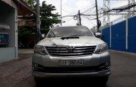 Bán Toyota Fortuner G sản xuất năm 2015, màu bạc giá 846 triệu tại Tp.HCM