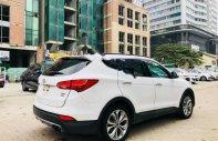 Bán Hyundai Santa Fe 2015, màu trắng giá 995 triệu tại Hà Nội