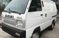 Bán Suzuki Super Carry Van 2018, màu trắng, 293tr tặng 100% lệ phí trước bạ LH 0911.935.188 giá 293 triệu tại Quảng Ninh