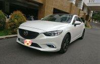 Cần bán Mazda 6 màu trắng 2016, bản 2.5 fulloption giá 795 triệu tại Tp.HCM