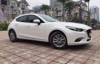 Bán Mazda 3 1.6AT Facelift 2018, màu trắng cực mới giá 715 triệu tại Hà Nội