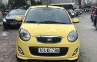 Bán xe Kia Morning 1.0AT năm 2011, màu vàng  giá 250 triệu tại Hà Nội