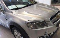 Bán xe Chevrolet Captiva 2.4 LTZ MAXX sản xuất 2010, màu bạc giá 435 triệu tại Tp.HCM