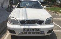 Chính chủ bán Daewoo Lanos đời 2003, màu trắng   giá Giá thỏa thuận tại Đà Nẵng