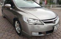 Chính chủ bán xe Honda Civic 2.0AT 2007, màu xám giá 315 triệu tại Hà Nội